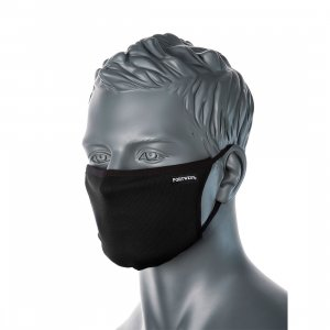 3-Ply Anti-Microbial Fabric Face Mask